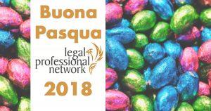 Auguri di Buona Pasqua dalla legal professional network Organismo di mediazione formazione arbitrato sovraindebitamento