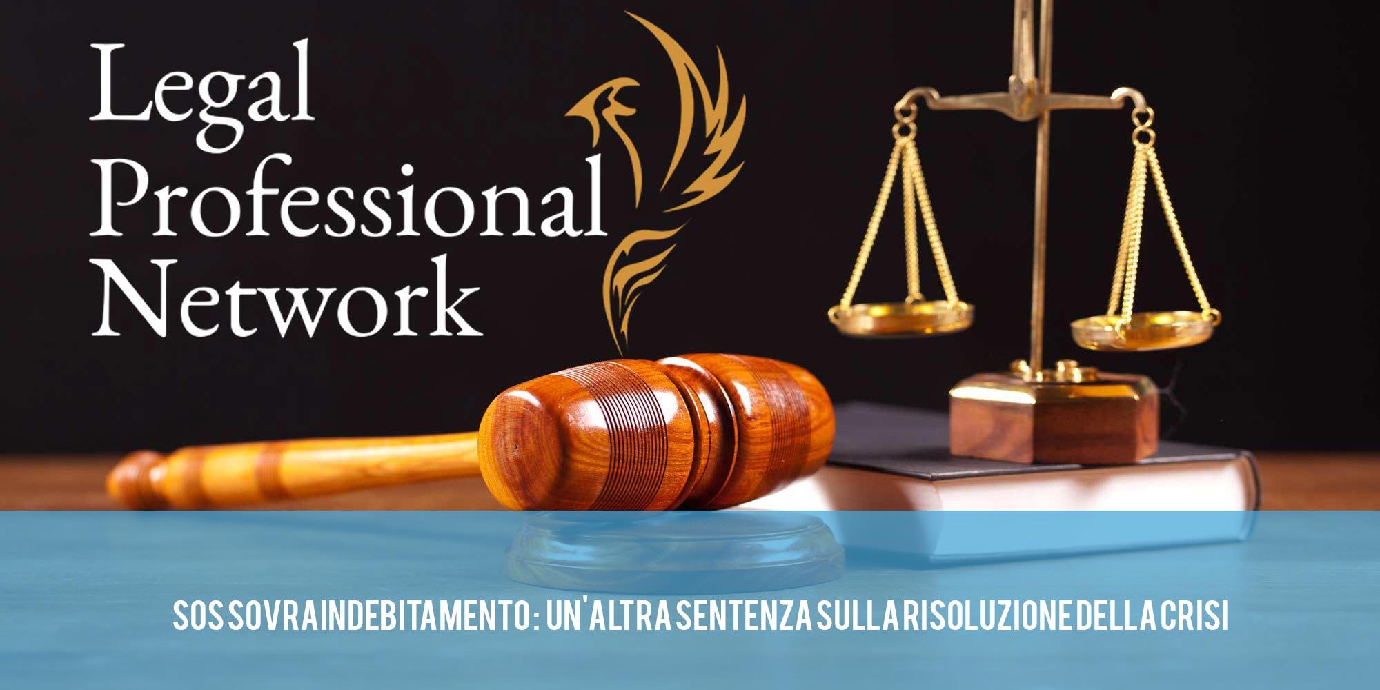 Sovraindebitamento sentenza salva imprenditore legge anti suicidi legge 2 sovraindebitamento procedure
