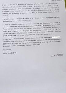 ordininanza-liquidazione-patrimonio tribunale di latina sovraindebitamento legalprofessional network